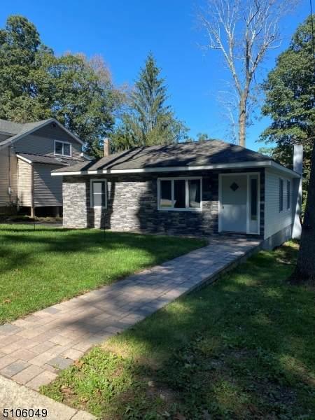 7 Hill Rd, Stanhope Boro, NJ 07874 (MLS #3743162) :: Stonybrook Realty