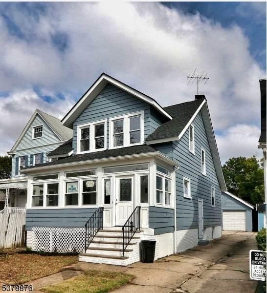 276 Rhode Island Ave, East Orange City, NJ 07018 (MLS #3746168) :: Corcoran Baer & McIntosh