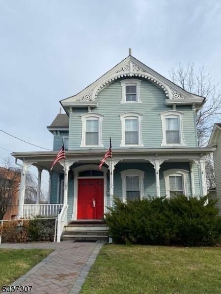 43 Trinity St, Newton Town, NJ 07860 (MLS #3746917) :: Zebaida Group at Keller Williams Realty
