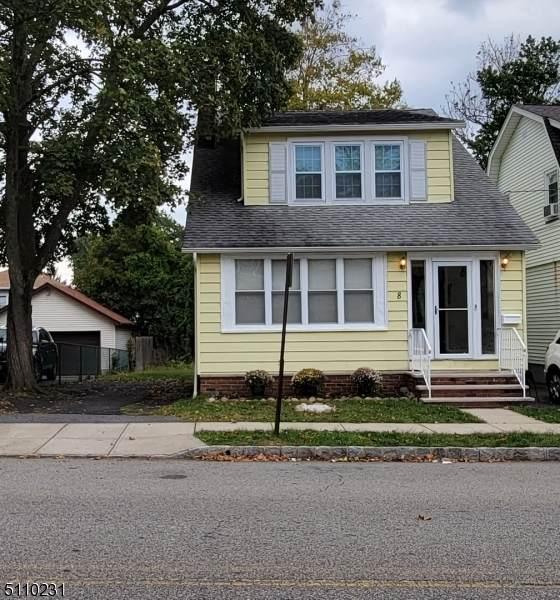 8 Franklin Ave, West Orange Twp., NJ 07052 (MLS #3746948) :: The Dekanski Home Selling Team