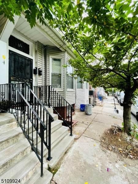 64 4Th St, Newark City, NJ 07107 (MLS #3746974) :: The Dekanski Home Selling Team