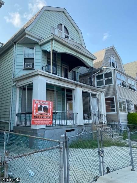 219 S Clinton St #2, East Orange City, NJ 07018 (MLS #3746984) :: The Dekanski Home Selling Team