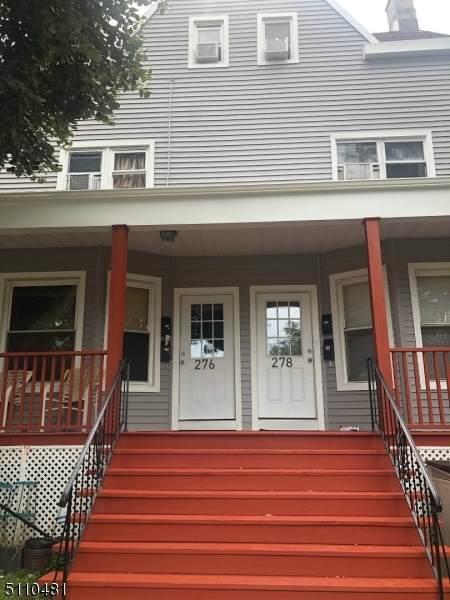 276 Watchung Ave, West Orange Twp., NJ 07052 (MLS #3747145) :: Zebaida Group at Keller Williams Realty