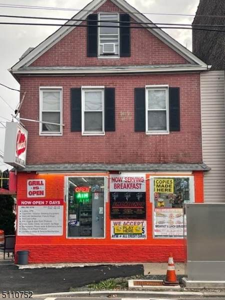 1114 S Wood Ave, Linden City, NJ 07036 (MLS #3747347) :: RE/MAX Select