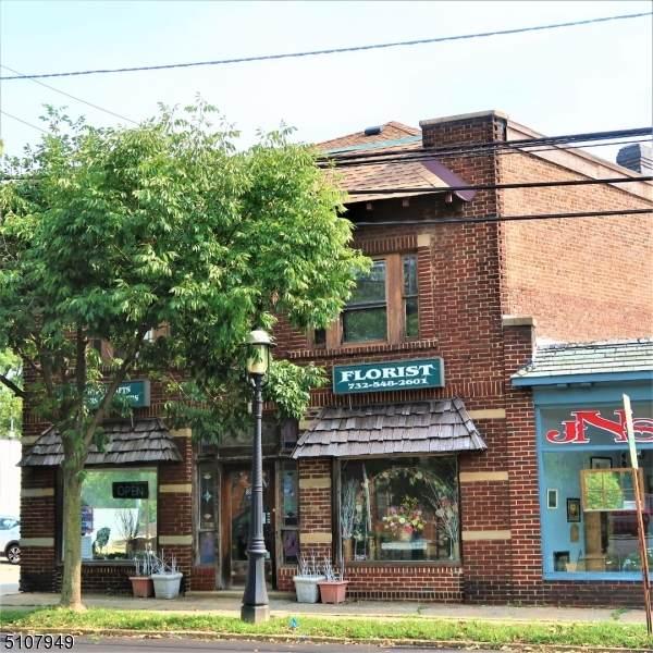 182 Main St, Metuchen Boro, NJ 08840 (MLS #3747620) :: Gold Standard Realty