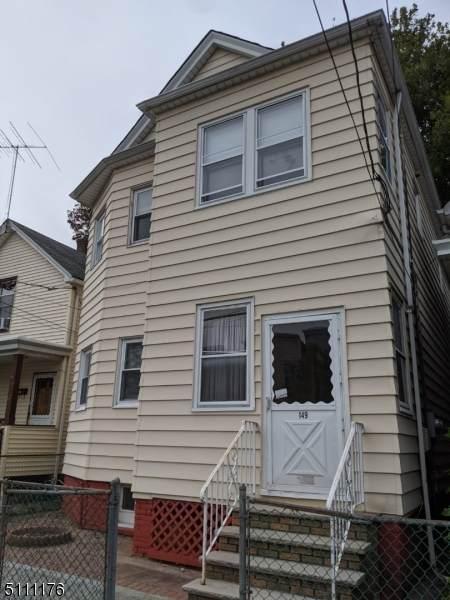 149 9Th St, Passaic City, NJ 07055 (MLS #3747749) :: Pina Nazario