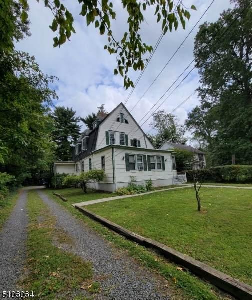 85 S Martine Ave, Fanwood Boro, NJ 07023 (MLS #3747889) :: Team Braconi | Christie's International Real Estate | Northern New Jersey