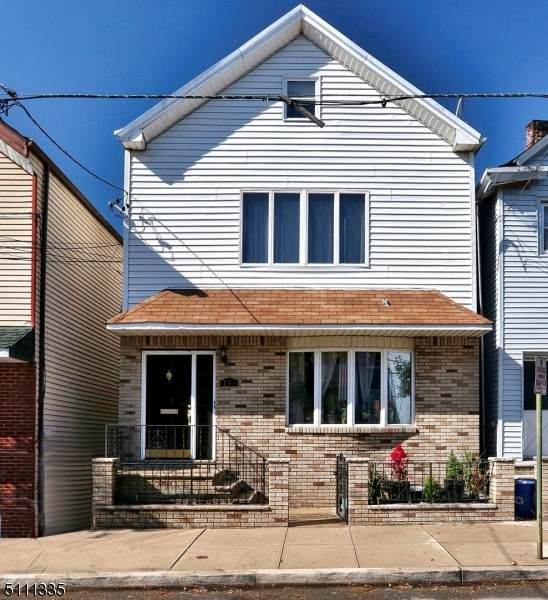 103 Grant Ave #2, Harrison Town, NJ 07029 (MLS #3748082) :: Zebaida Group at Keller Williams Realty
