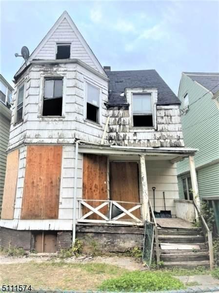 229 N Center St, City Of Orange Twp., NJ 07050 (MLS #3748462) :: SR Real Estate Group