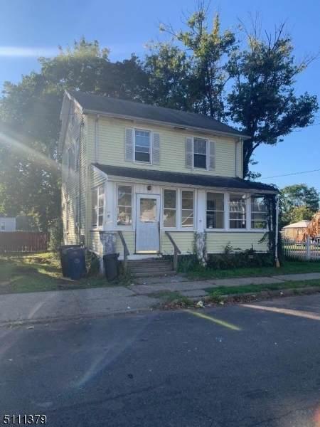 1222 Arlington Ave, Plainfield City, NJ 07060 (MLS #3748475) :: The Dekanski Home Selling Team