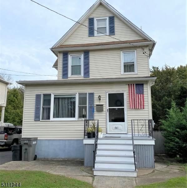 661 N Avenue Ext, Dunellen Boro, NJ 08812 (MLS #3748637) :: Team Gio   RE/MAX