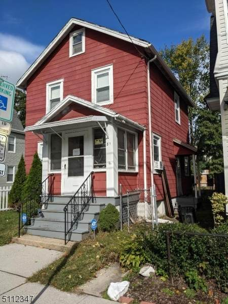 81 Mitchell St, West Orange Twp., NJ 07052 (MLS #3748858) :: The Dekanski Home Selling Team