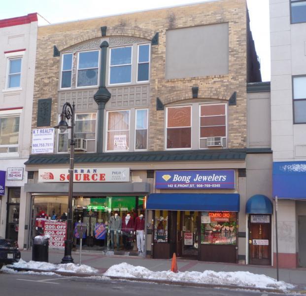 142 E.Front St, Plainfield City, NJ 07060 (MLS #3364556) :: SR Real Estate Group