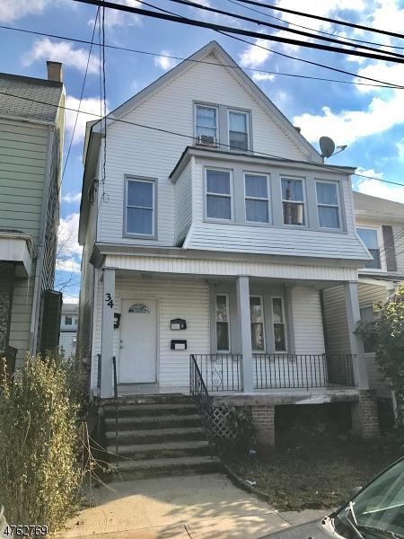 34 Elmwood Ter, Irvington Twp., NJ 07111 (MLS #3433193) :: RE/MAX First Choice Realtors