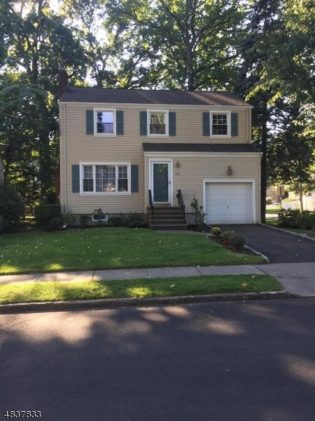 333 Manor Ave, Cranford Twp., NJ 07016 (#3501941) :: Daunno Realty Services, LLC