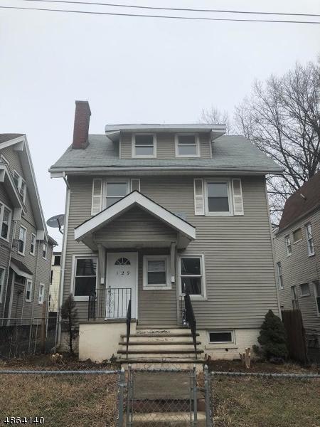 129 Shephard Ave, Newark City, NJ 07112 (MLS #3528446) :: William Raveis Baer & McIntosh