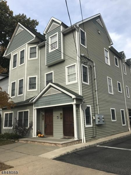 31 Sussex Ave Unit 3 #3, Morristown Town, NJ 07960 (MLS #3553793) :: Mary K. Sheeran Team