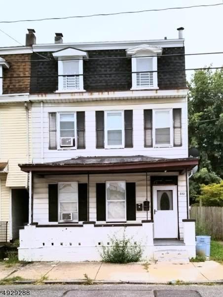 222 Mercer St, Phillipsburg Town, NJ 08865 (MLS #3586334) :: Weichert Realtors