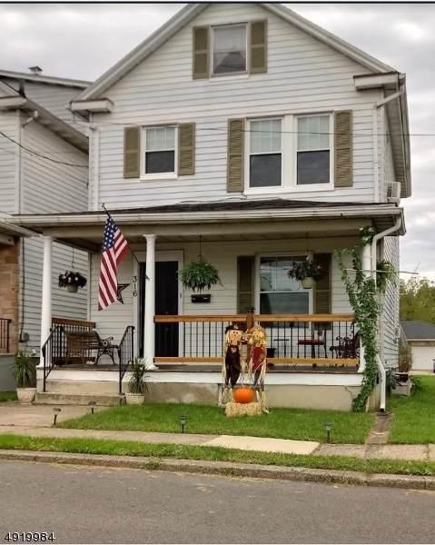 316 Ann St, Phillipsburg Town, NJ 08865 (MLS #3601016) :: Weichert Realtors