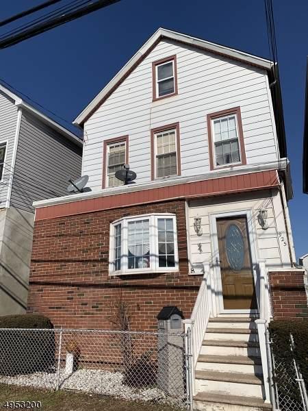 925 Bond St #2, Elizabeth City, NJ 07201 (MLS #3608225) :: The Karen W. Peters Group at Coldwell Banker Realty