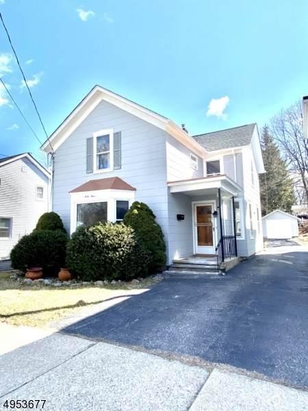 43 Madison St, Newton Town, NJ 07860 (MLS #3608478) :: William Raveis Baer & McIntosh