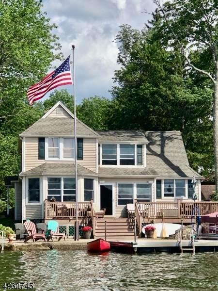 158 E Shore Culver Rd, Frankford Twp., NJ 07826 (MLS #3614624) :: The Lane Team