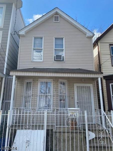 578 N 5th St, Newark City, NJ 07107 (MLS #3625456) :: Gold Standard Realty