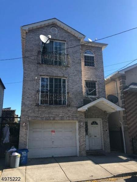 90 Vincent St, Newark City, NJ 07105 (MLS #3627300) :: SR Real Estate Group
