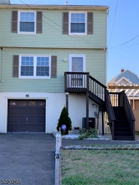 121 Ralph St, Belleville Twp., NJ 07109 (MLS #3670638) :: Zebaida Group at Keller Williams Realty