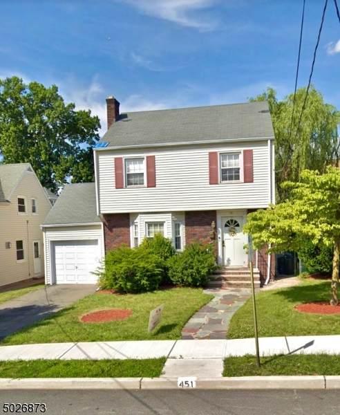 451 Center St, Wood-Ridge Boro, NJ 07075 (#3673557) :: NJJoe Group at Keller Williams Park Views Realty