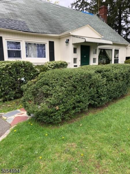 685 Prospect Ave, West Orange Twp., NJ 07052 (MLS #3705605) :: Zebaida Group at Keller Williams Realty