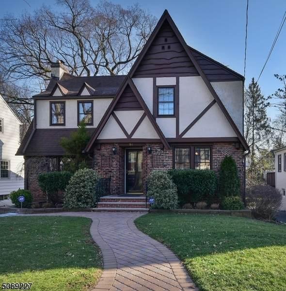 50 Greenwood Dr, Millburn Twp., NJ 07041 (MLS #3711916) :: Coldwell Banker Residential Brokerage