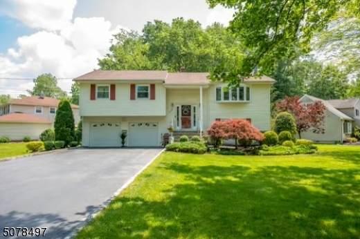 232 Chaucer Dr, Berkeley Heights Twp., NJ 07922 (MLS #3718619) :: The Dekanski Home Selling Team