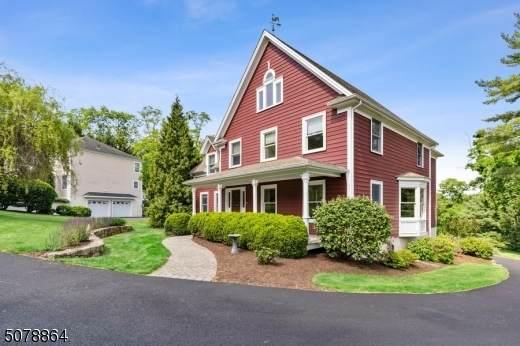 144 E Springbrook Dr, Long Hill Twp., NJ 07933 (MLS #3718906) :: SR Real Estate Group
