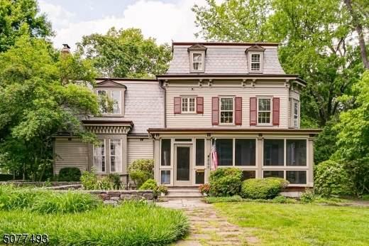 848 Embree Crescent, Westfield Town, NJ 07090 (MLS #3719086) :: The Dekanski Home Selling Team