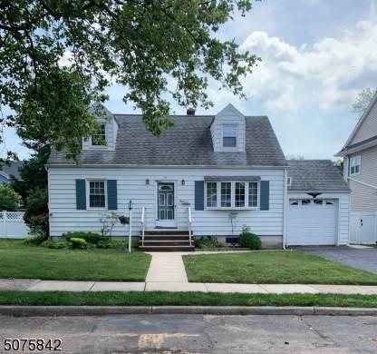 76 Evergreen Ave, Nutley Twp., NJ 07110 (MLS #3719162) :: Weichert Realtors