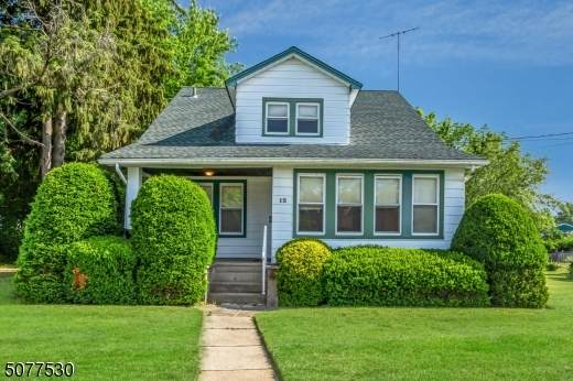 12 Orchard Street, Wanaque Boro, NJ 07420 (MLS #3719482) :: Gold Standard Realty