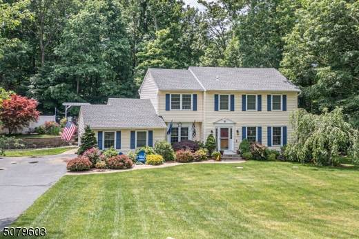 8 Colonial Oaks Dr, Jefferson Twp., NJ 07438 (MLS #3719601) :: Team Francesco/Christie's International Real Estate