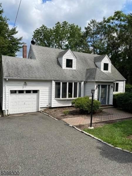 45 Hillside Ave, Livingston Twp., NJ 07039 (MLS #3727382) :: Zebaida Group at Keller Williams Realty