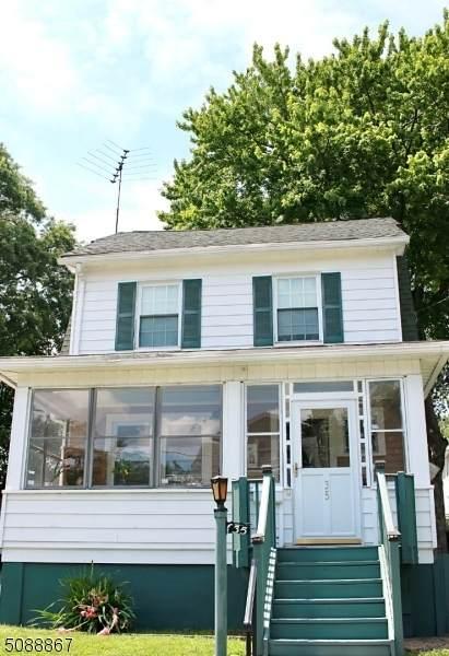 35 Meadowbrook Rd, Maplewood Twp., NJ 07040 (MLS #3727813) :: The Sikora Group