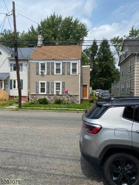 853 Westfield Ave, Rahway City, NJ 07065 (MLS #3729844) :: The Dekanski Home Selling Team