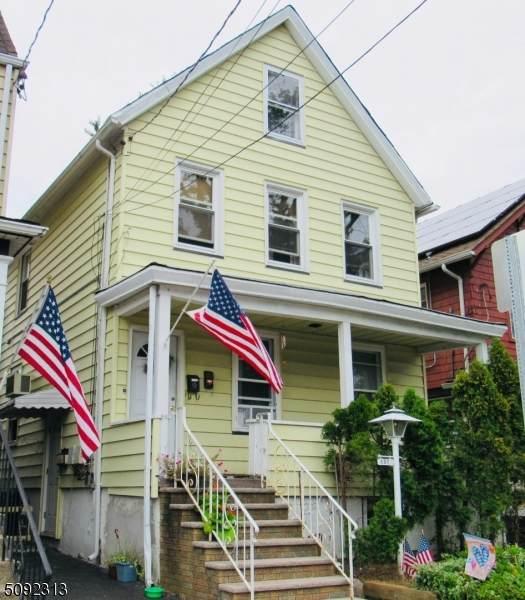 137 Columbus Pl, Roselle Park Boro, NJ 07204 (MLS #3731202) :: Stonybrook Realty