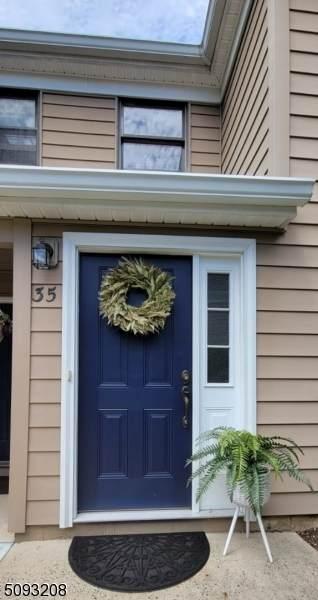 35 Sunrise Dr, Long Hill Twp., NJ 07933 (MLS #3731999) :: The Sikora Group