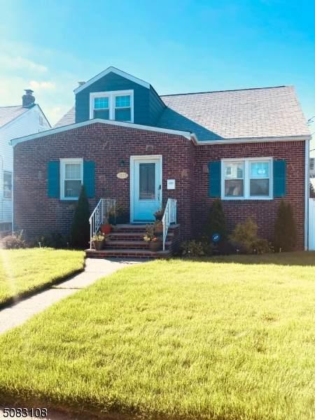 1078 Schneider Ave, Union Twp., NJ 07083 (MLS #3739712) :: Stonybrook Realty