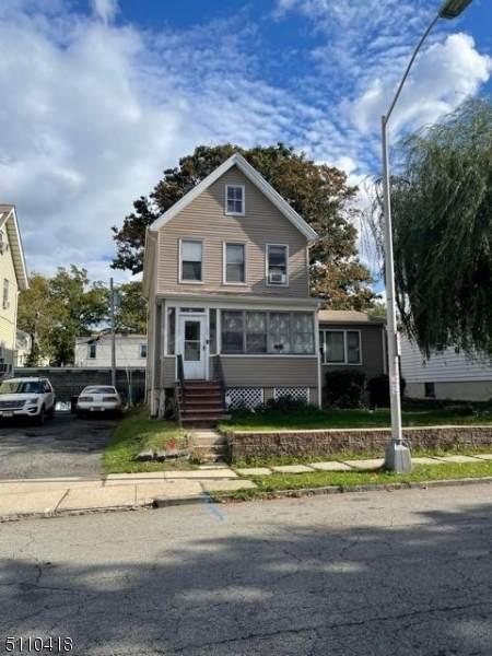 132 Eppirt St, East Orange City, NJ 07018 (MLS #3747110) :: Zebaida Group at Keller Williams Realty