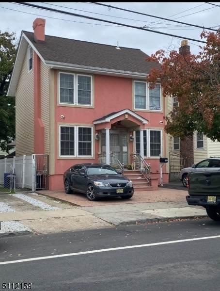 325 N 11Th St, Newark City, NJ 07107 (MLS #3748652) :: The Michele Klug Team | Keller Williams Towne Square Realty