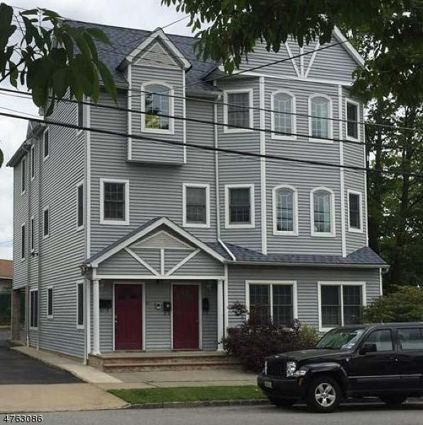 27 Sussex Ave, Unit 3 #3, Morristown Town, NJ 07960 (MLS #3433477) :: SR Real Estate Group