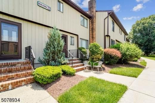 38 Park St Unit 22F 22F, Florham Park Boro, NJ 07932 (MLS #3719401) :: SR Real Estate Group