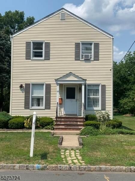 23 Maple Ave, Morris Plains Boro, NJ 07950 (MLS #3724229) :: REMAX Platinum