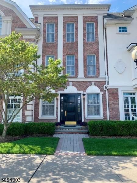 27 Community Pl, Morristown Town, NJ 07960 (MLS #3723566) :: SR Real Estate Group